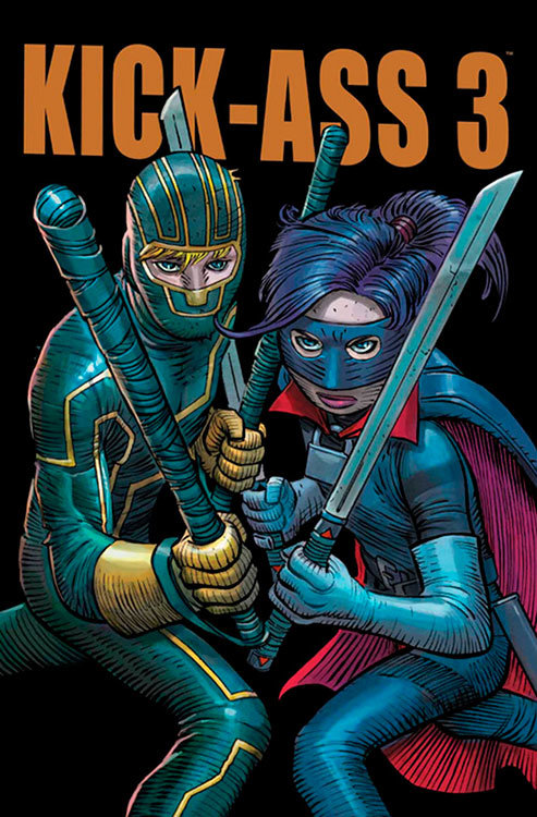 Kick-Ass - Volume 3
