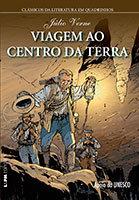 Coleção Clássicos da Literatura em Quadrinhos - Viagem ao Centro da Terra