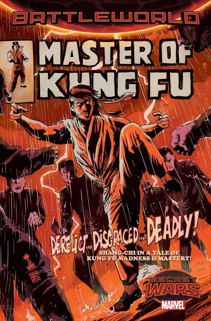 Master of Kung Fu # 1