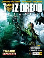 Juiz Dredd Megazine # 20