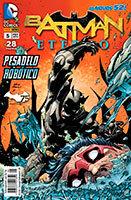 Batman Eterno # 5