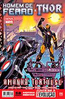 Homem de Ferro & Thor # 16
