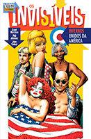 Os Invisíveis - Volume 4 - Infernos Unidos da América