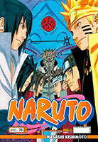 Naruto # 70
