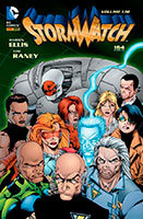 Stormwatch # 1