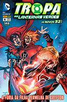 A Tropa dos Lanternas Verdes # 6