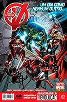 Os Vingadores # 17