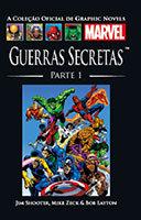 A Coleção Oficial de Graphic Novels Marvel # 39 - Guerras Secretas Parte 1