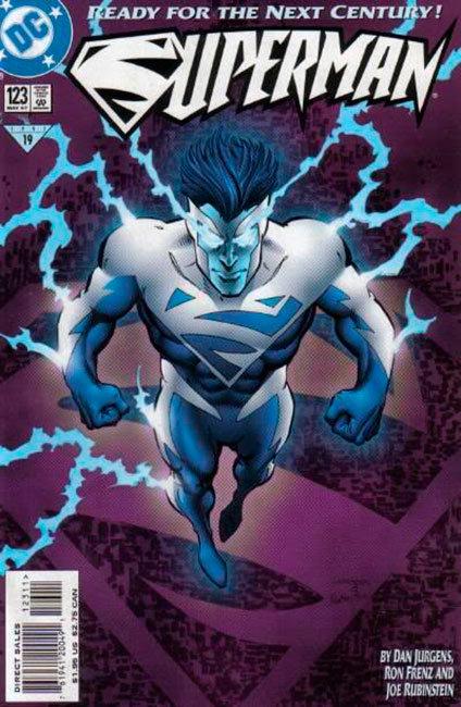Superman # 123 (1997)