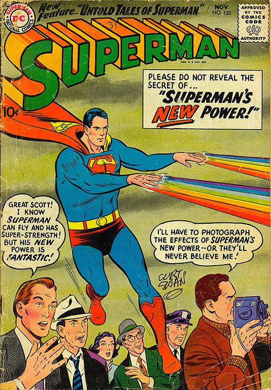 Superman # 125 (1958)