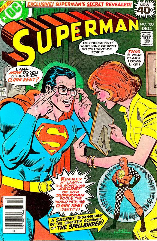 Superman # 330