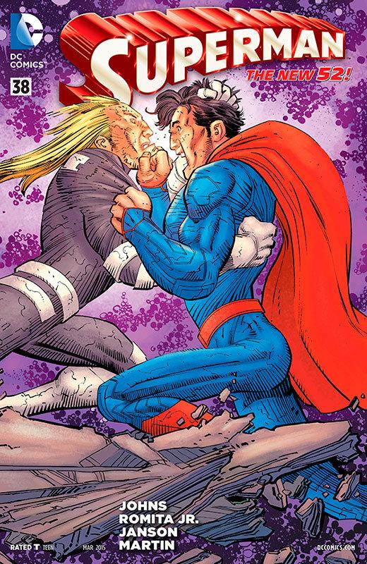 Superman # 38