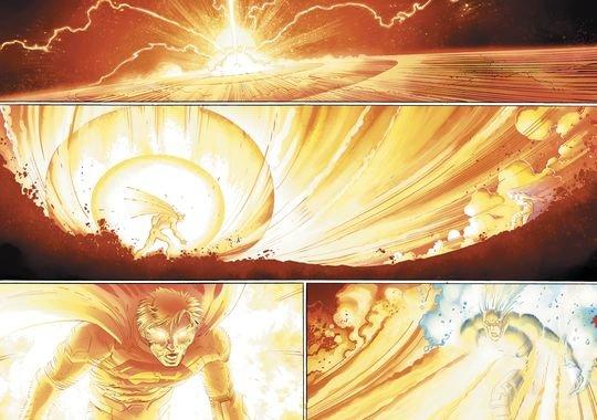 Interior de Superman # 38