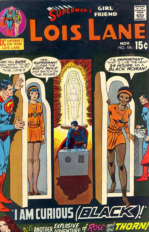 Superman's Girlfriend Lois Lane # 106