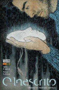 O Inescrito – Volume 9 – Orfeu no Mundo Abissal