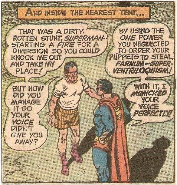 Super Ventriloquismo
