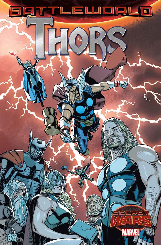 Thors # 1