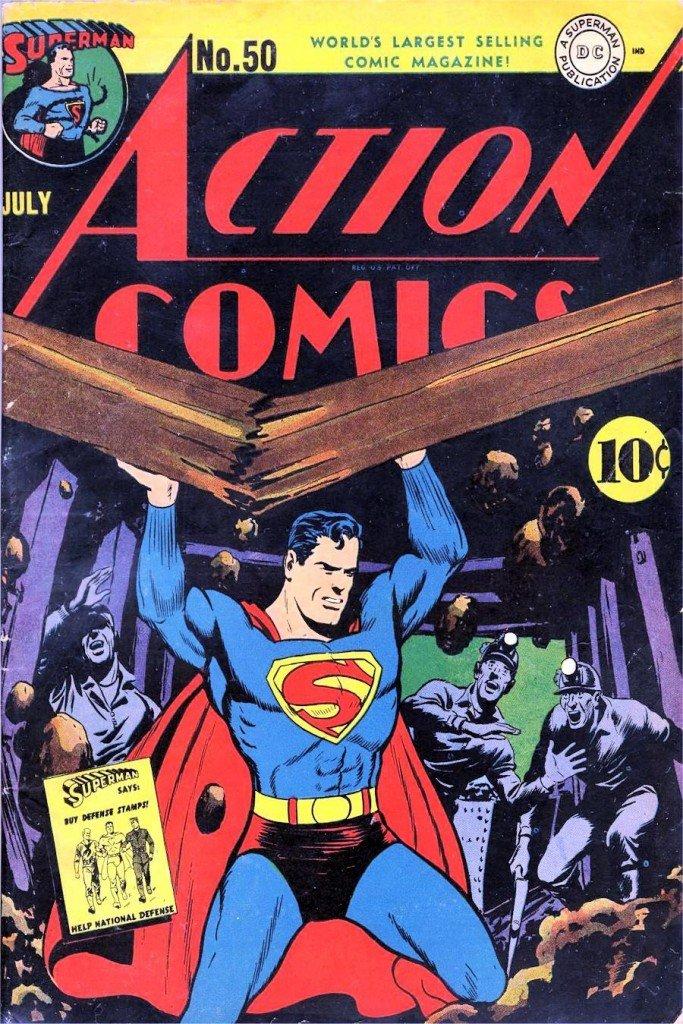 Action Comics # 50