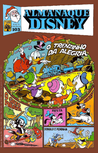 Almanaque Disney # 103