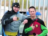 Batman e Robin reais?