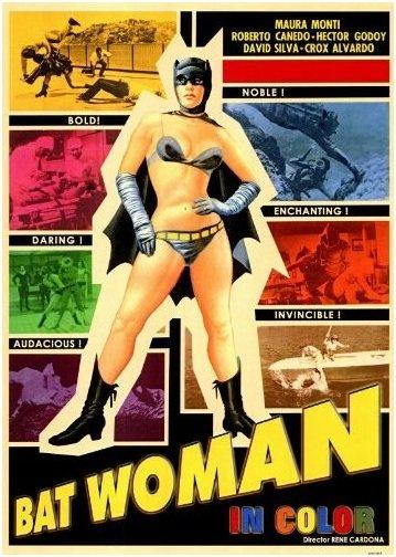 Batwoman - La Mujer Murcielago