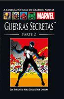 A Coleção Oficial de Graphic Novels Marvel # 41 - Guerras Secretas Parte 2