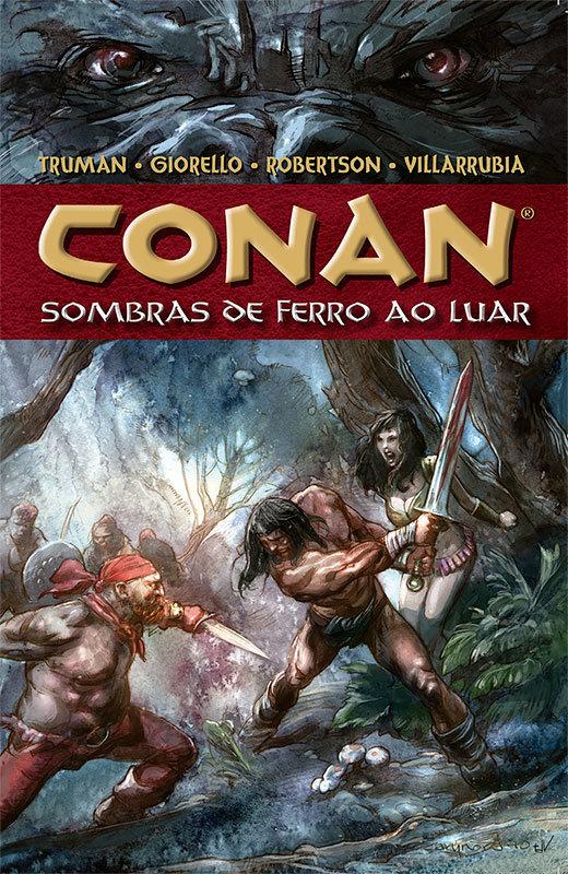 Conan - Sombras de ferro ao luar