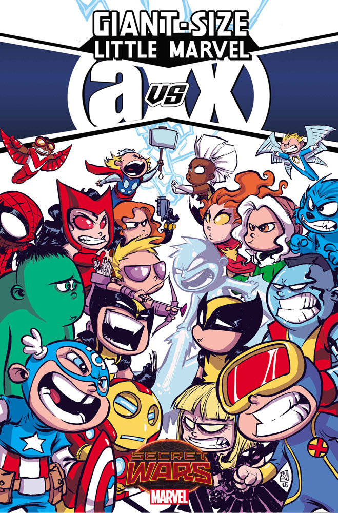 Giant-Size Little Marvel AvX # 1