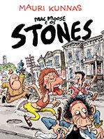 Mac Moose e os Stones