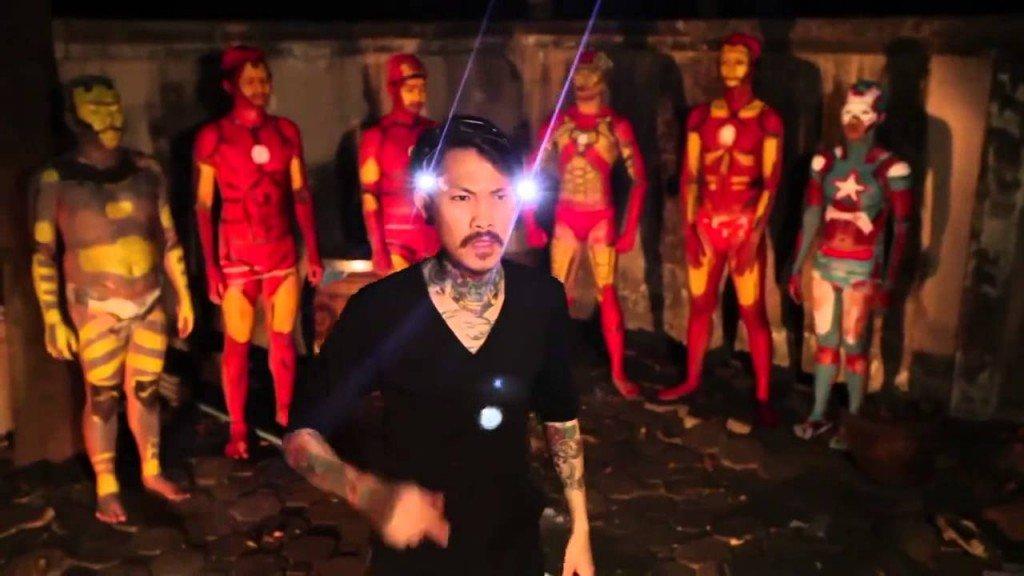 Iron Man 3 Parody