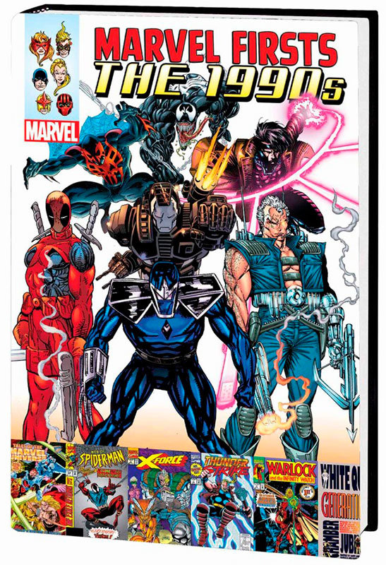 Marvel Firsts The 1990s