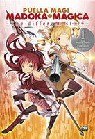 Puella Magi Madoka Magica – The Different Story #1