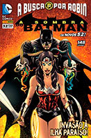 A Sombra do Batman # 32