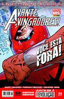 Avante, Vingadores! # 18