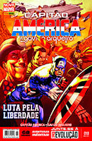 Capitão América & Gavião Arqueiro # 18