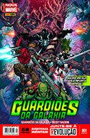 Guardiões da Galáxia # 1