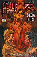 John Constantine - Hellblazer - Infernal - Volume 4 - Medo e Delírio
