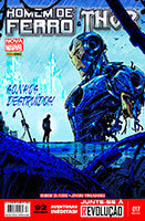 Homem de Ferro & Thor # 17