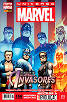 Universo Marvel # 19