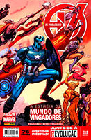 Os Vingadores # 18
