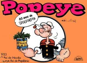 Popeye 60 anos