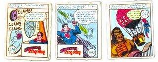 Coleção de cards das Filipinas