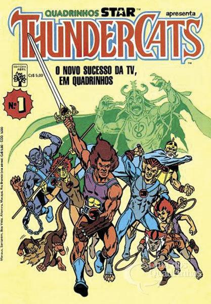 Thundercats # 1