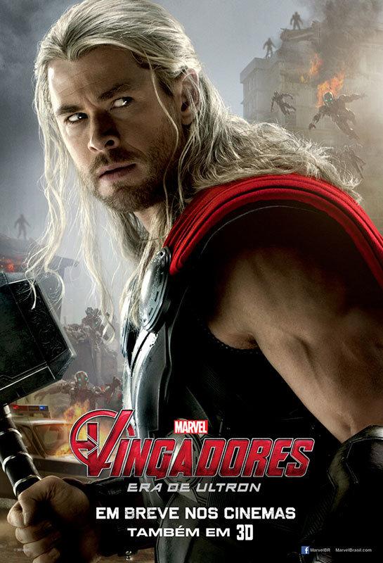 Thor em Os Vingadores – A Era de Ultron