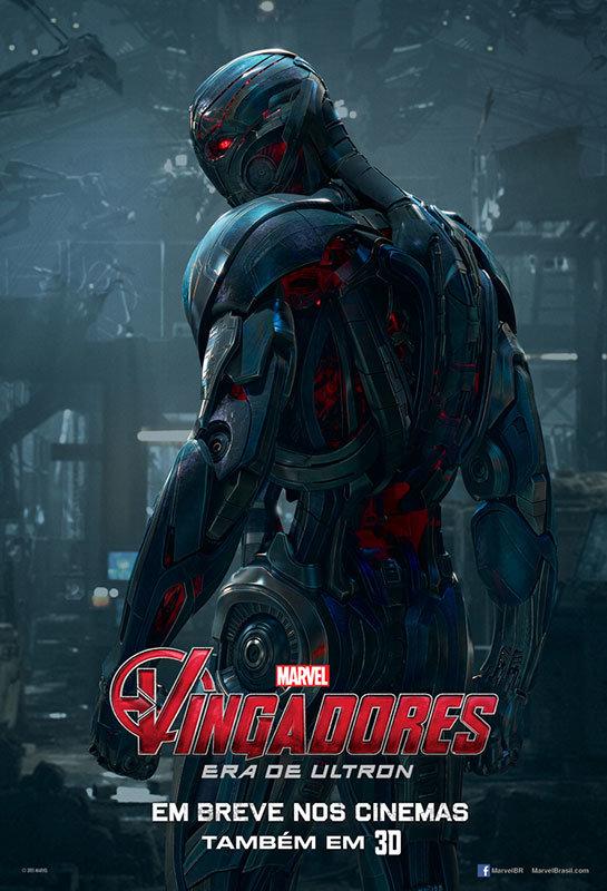 Ultron em Os Vingadores – A Era de Ultron
