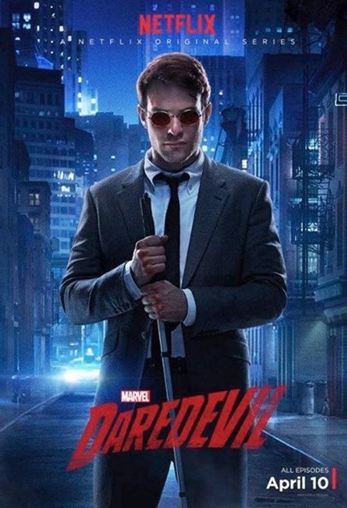 Charlie Cox, como Matthew Murdock