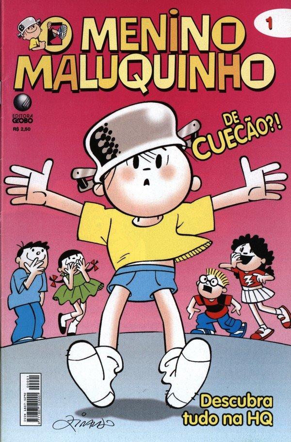 O Menino Maluquinho # 1