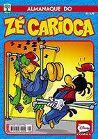 Almanaque do Zé Carioca # 25