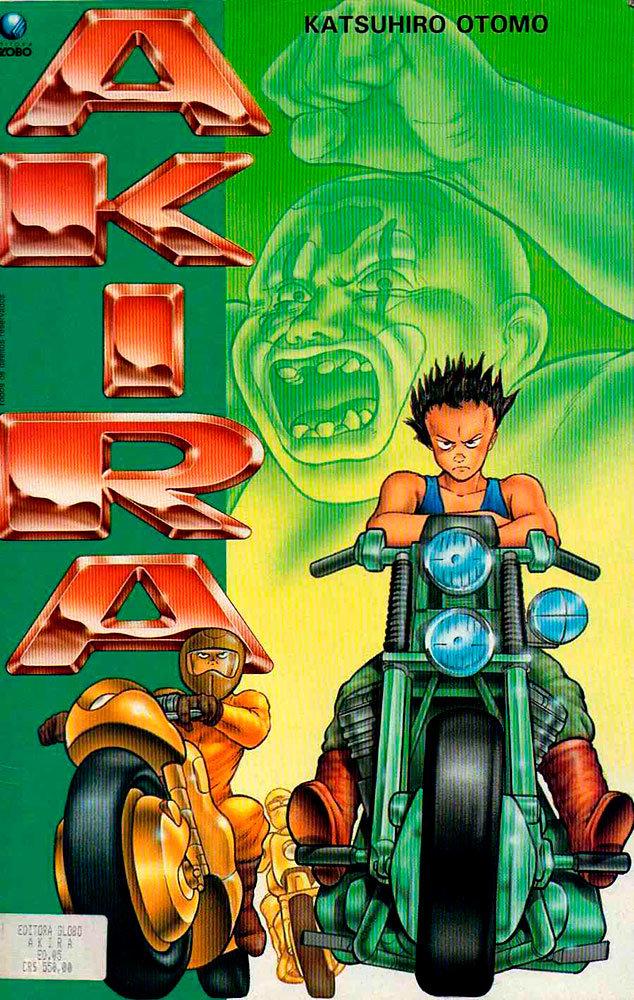 Akira # 5, da Editora Globo
