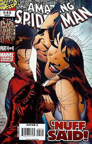 Amazing Spider-Man # 545